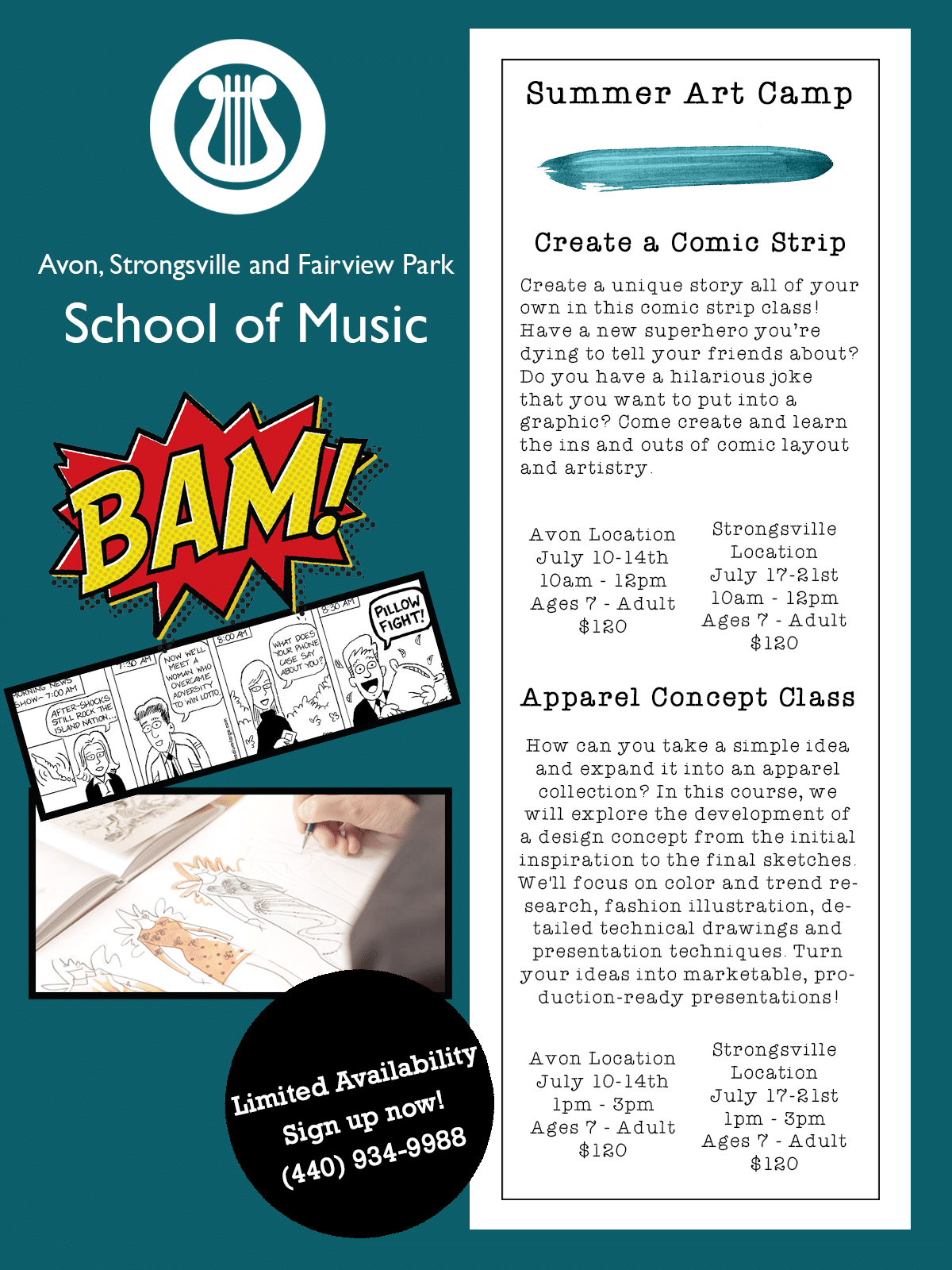 Summer Art Program Ideas